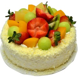 Mixed Fruits Cake (1Lb)