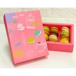 Macaroons 12pcs Gifts Box