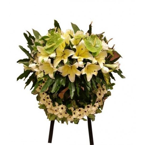 Traditional Flowers Arrangement 2